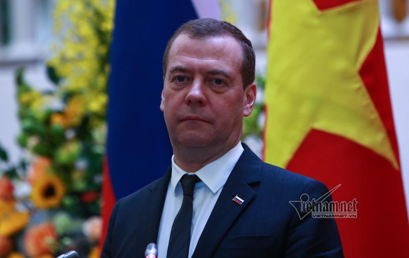 Nga tiếp tục hợp tác với Việt Nam về năng lượng, dầu khí