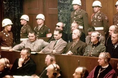 Ngày này năm xưa: Chấn động vụ xử các lãnh đạo Đức Quốc xã