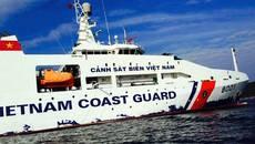 Cảnh sát biển Việt Nam có quyền truy đuổi tàu vi phạm chủ quyền