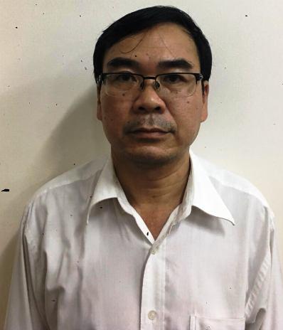 Bắt tạm giam cựu Phó chủ tịch TP.HCM Nguyễn Hữu Tín