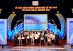 34 đơn vị giành Giải thưởng Công nghệ Số Việt Nam 2018
