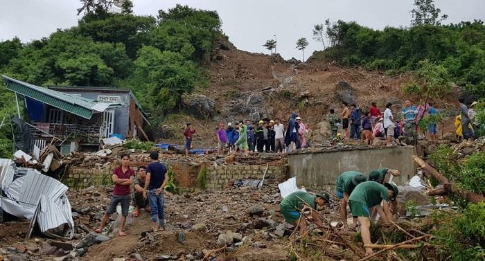Phó GĐ Sở Xây dựng Khánh Hòa tả 'quả bom nước' nổ vùi chết dân