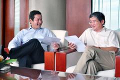 Đôi bạn thân Giáo sư - Tiến sỹ 'thống lĩnh' tập đoàn nổi tiếng Việt Nam