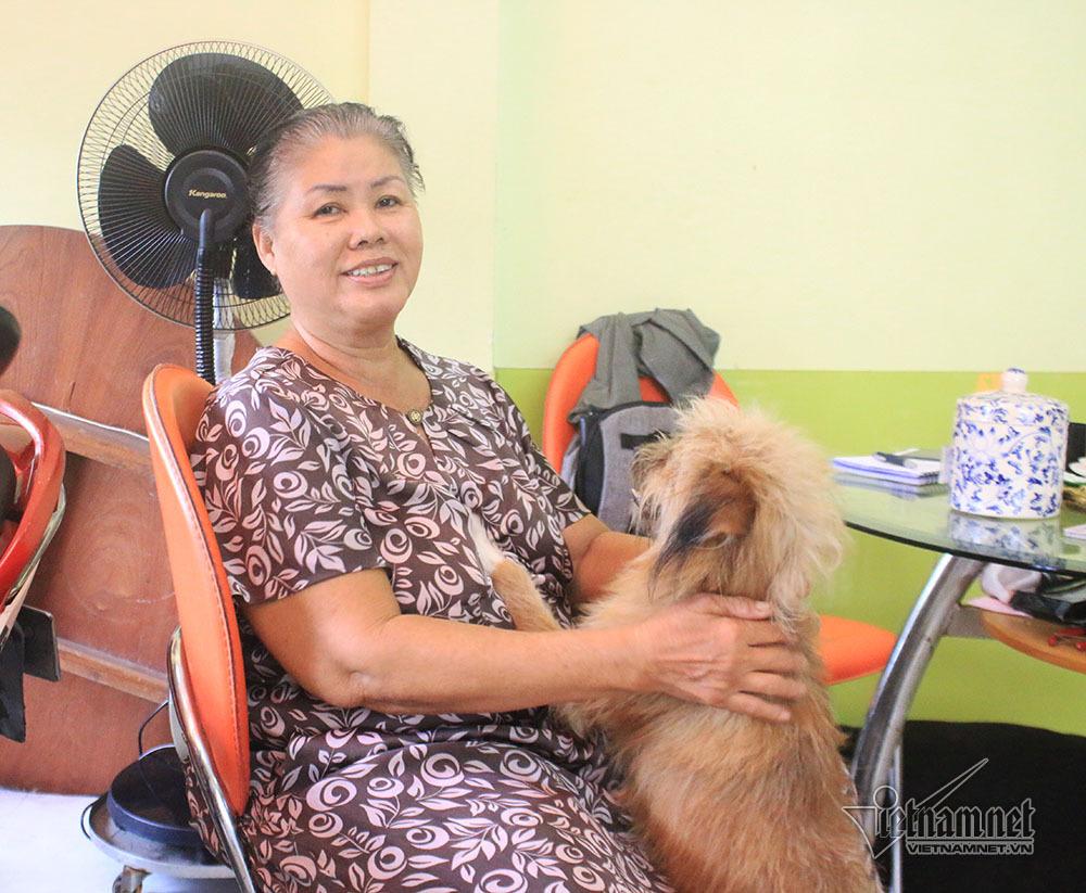 Đại gia,Làm từ thiện,Nuôi chó,Sài Gòn