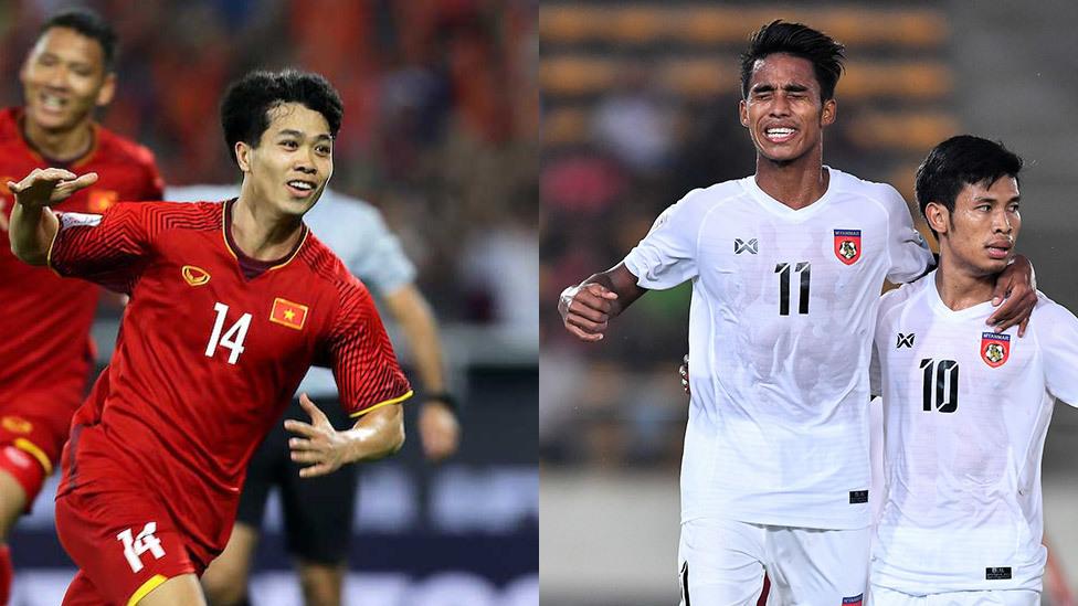 Tuyển Việt Nam,tuyển Myanmar,Myanmar vs Việt Nam