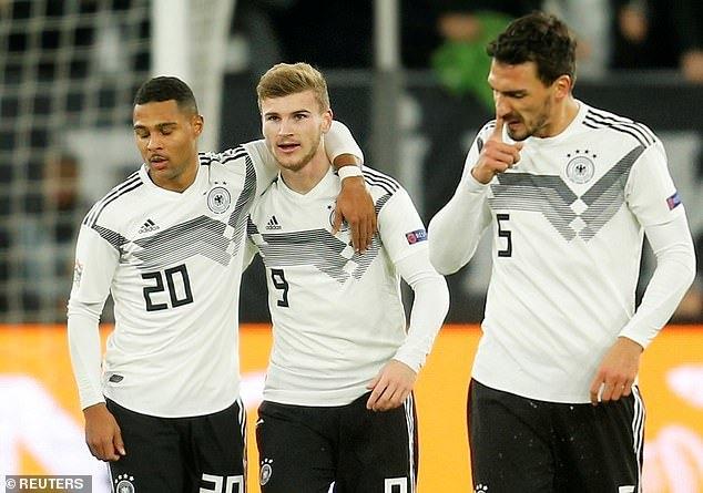 Rượt đuổi nghẹt thở với Đức, Hà Lan vào bán kết Nations League