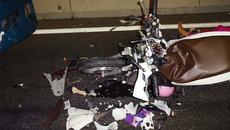 Đâm xe kinh hoàng khi chạy ngược chiều, 2 cô gái tử vong