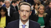 CEO Facebook Mark Zuckerberg lại bị yêu cầu đi điều trần