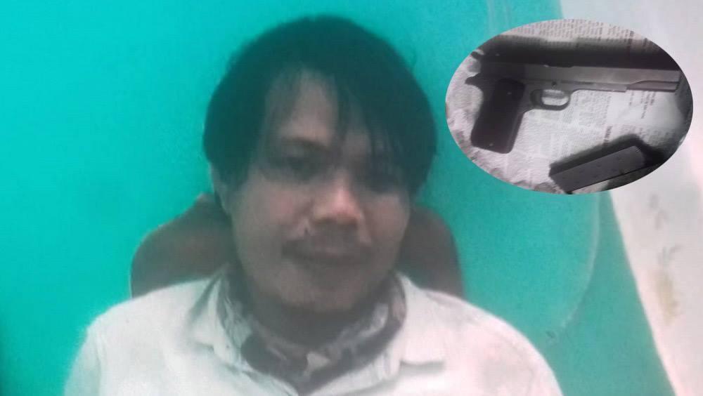 Quảng Bình: Giám đốc quỹ tín dụng khống chế tên cướp có súng