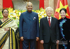 """The Secretary General, the President of the country, said a service to welcome the President of India """"width ="""" 145 """"height ="""" 101"""