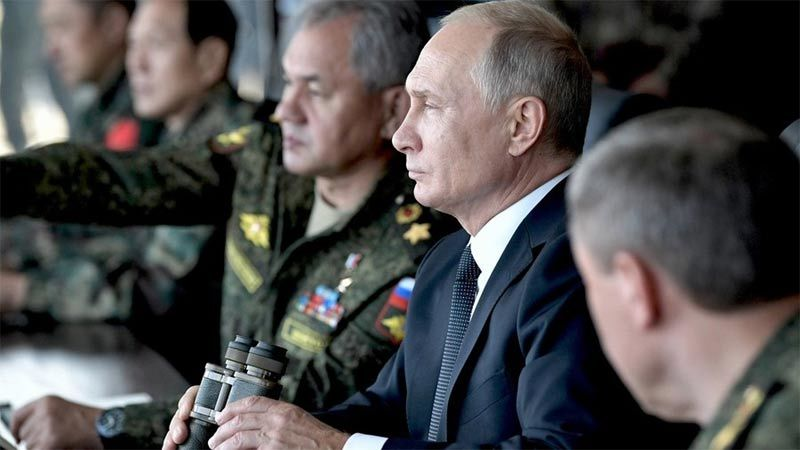 Tuyên bố thẳng thừng của Putin về chạy đua vũ trang