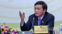 'Số liệu ĐB Lưu Bình Nhưỡng nêu về ngành công an chưa chính xác'