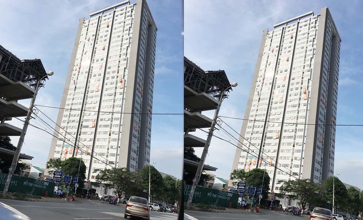 Cầu thang chung cư cao cấp biến mất do… nhầm lẫn?