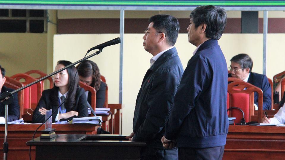 Trước tòa, Nguyễn Thanh Hóa nói rất kính trọng anh Phan Văn Vĩnh