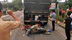 Tông đuôi xe container, nam thanh niên chết thảm