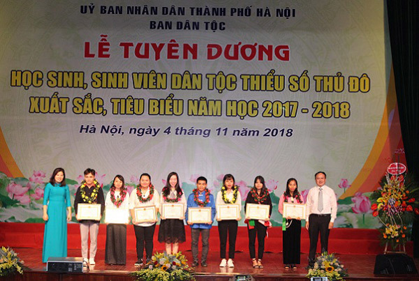 Hà Nội: Tích cực phát triển giáo dục vùng dân tộc thiểu số