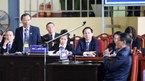 Luật sư định đọc thơ tặng Phan Văn Vĩnh, chủ tọa ngăn lại
