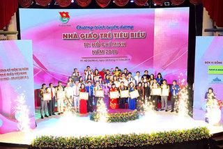 Nam A Bank vinh danh nhà giáo trẻ TP.HCM tiêu biểu 2018
