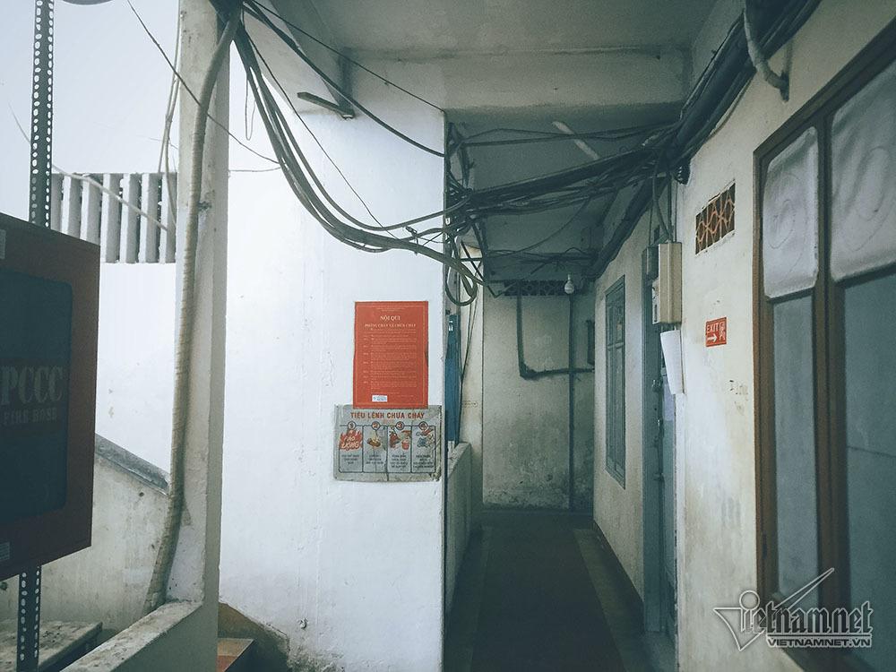 Chung cư,Phố Tây,Bùi Viện,TP.HCM,Chung cư cũ