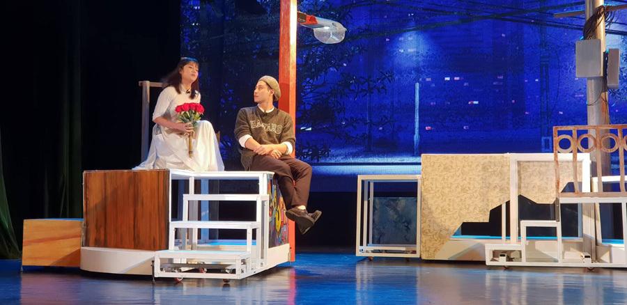 'Tin ở hoa hồng' của Lưu Quang Vũ lên sân khấu Nhà hát Tuổi trẻ