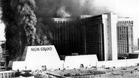 Ngày này năm xưa: Hỏa hoạn thảm khốc ở 'Thành phố tội lỗi' của Mỹ