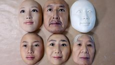 """Hé lộ mục đích thực của """"mặt nạ da người"""""""