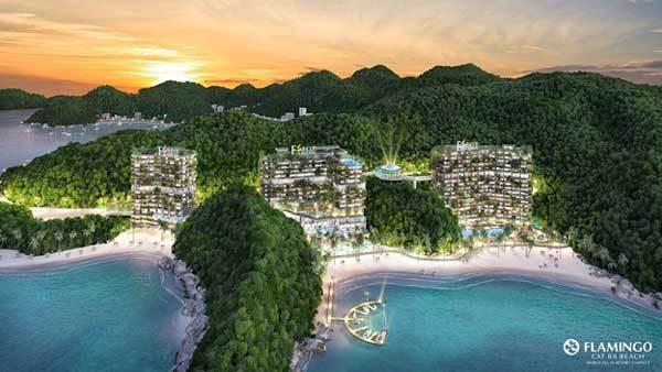Flamingo Cat Ba Beach Resort: Cơ hội đầu tư hấp dẫn