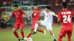 Video highlights Myanmar 0-0 Việt Nam