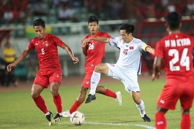 Link xem trực tiếp Việt Nam vs Myanmar, 18h30 ngày 20/11