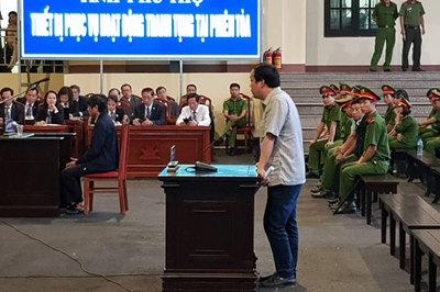 Bất ngờ triệu tập 2 thuộc cấp của Nguyễn Thanh Hóa để đối chất