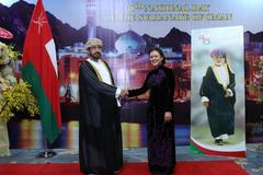 Cơ hội hợp tác giữa Oman và Việt Nam rất lớn