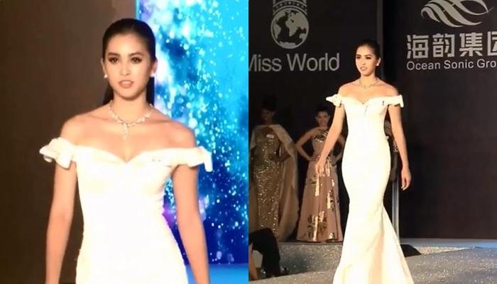 Tiểu Vy trượt giải Siêu mẫu ở Hoa hậu Thế giới 2018