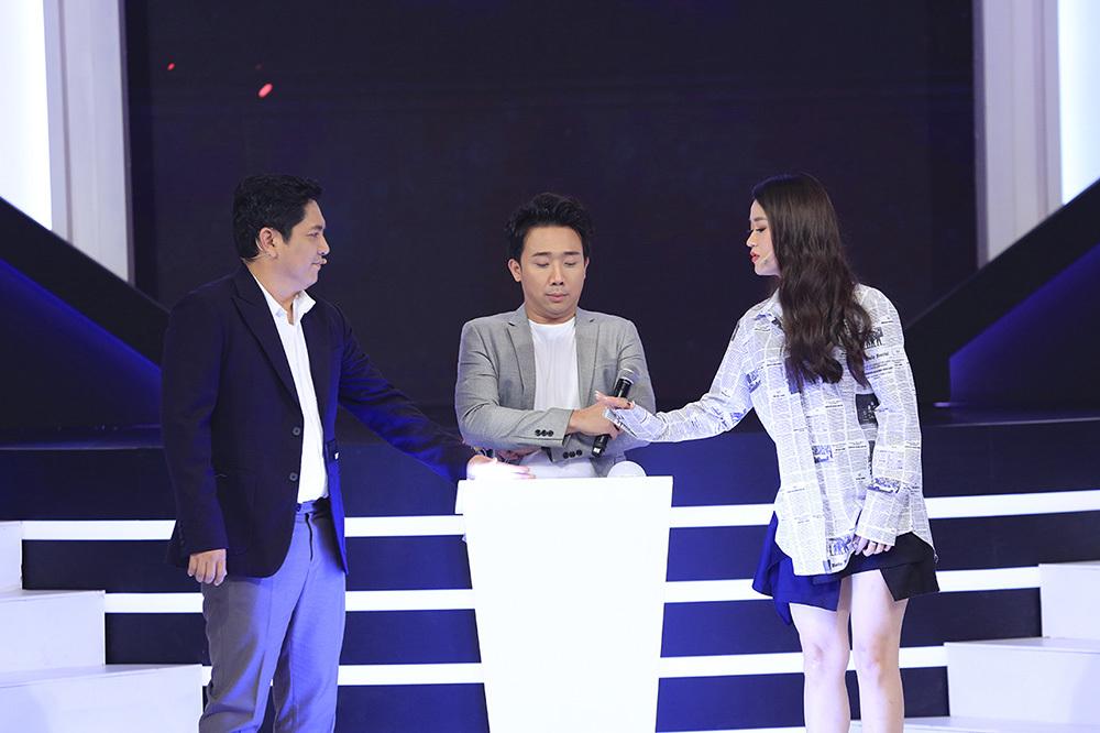 Lâm Khánh Chi nổi giận khi bị chồng tố hay ghen tuông