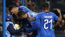 Italia hạ Mỹ nhờ pha ghi bàn ở phút 94