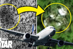 Thêm bằng chứng MH370 trong rừng Campuchia