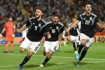 """Song sát"" Icardi - Dybala giúp Argentina bắn hạ Mexico"