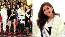Chiều cao của Minh Tú 'chặt đẹp' dàn thí sinh Miss Supranational 2018