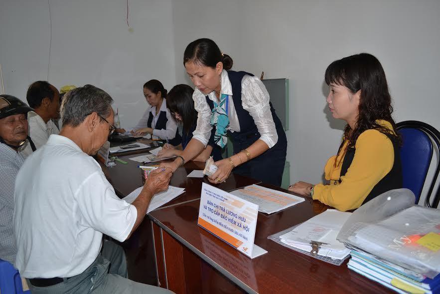 Lương hưu lao động nữ được điều chỉnh như thế nào?
