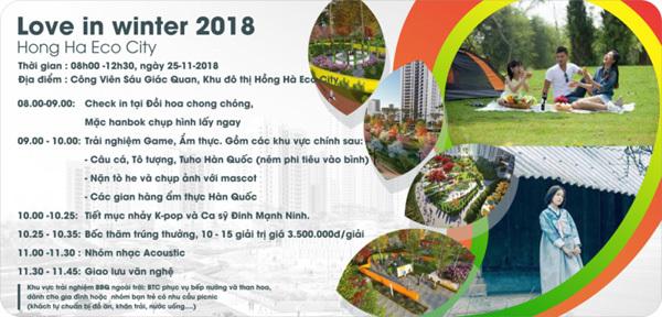 Ngày hội gia đình ở Hồng Hà Eco City
