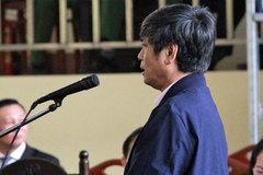 Nguyễn Thanh Hóa phủ nhận được Nguyễn Văn Dương chi tiền
