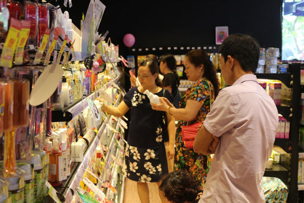 Tháng khuyến mại Hà Nội, Sakuko Japanese Store ưu đãi sâu
