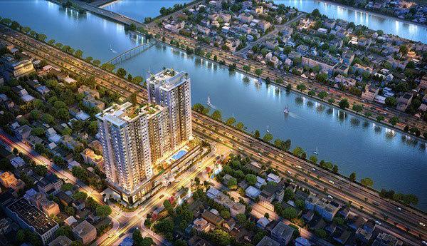 Dự án Viva Riverside - tâm điểm mới thị trường BĐS TP.HCM