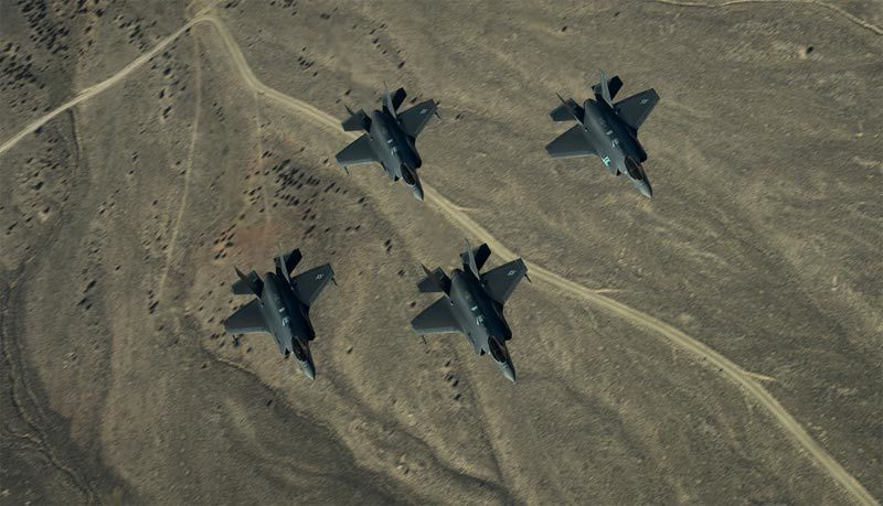 Mỹ,Không lực Mỹ,chiến cơ Mỹ,chiến cơ F-35