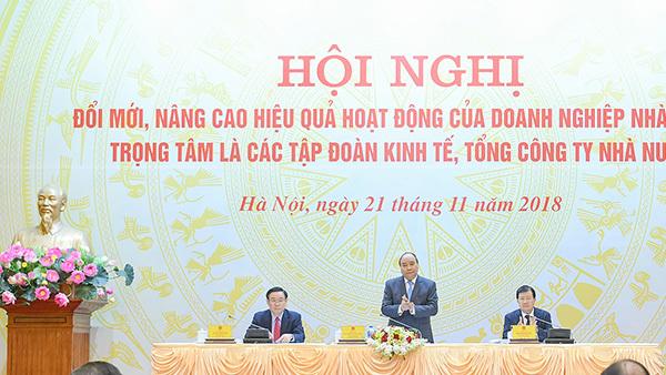 Thủ tướng,Nguyễn Xuân Phúc,sân sau,lợi ích nhóm,tham nhũng,doanh nghiệp nhà nước