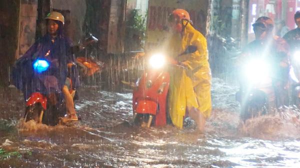 bão số 9,ngập nước,Sài Gòn