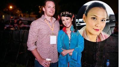 Chồng cũ Hồng Nhung lên tiếng về tin đồn chia tay do 'người thứ ba'
