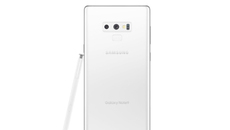 Ngắm phiên bản màu trắng sắp ra mắt của Galaxy Note 9