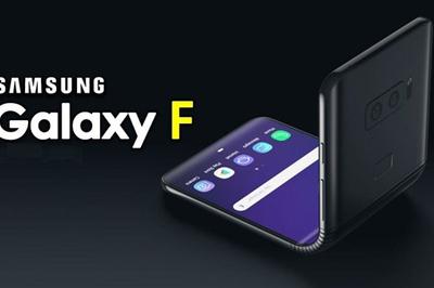 Samsung coi Galaxy F là dòng flagship thứ 3, bên cạnh Galaxy S và Galaxy Note
