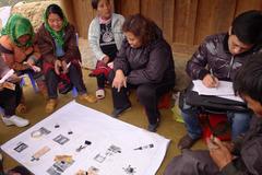 5.350 tỷ đồng hợp nhất chi trả trợ giúp xã hội và giảm nghèo