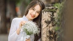 Vẻ trong trẻo của Á khôi 1 Hoa khôi Sinh viên Việt Nam